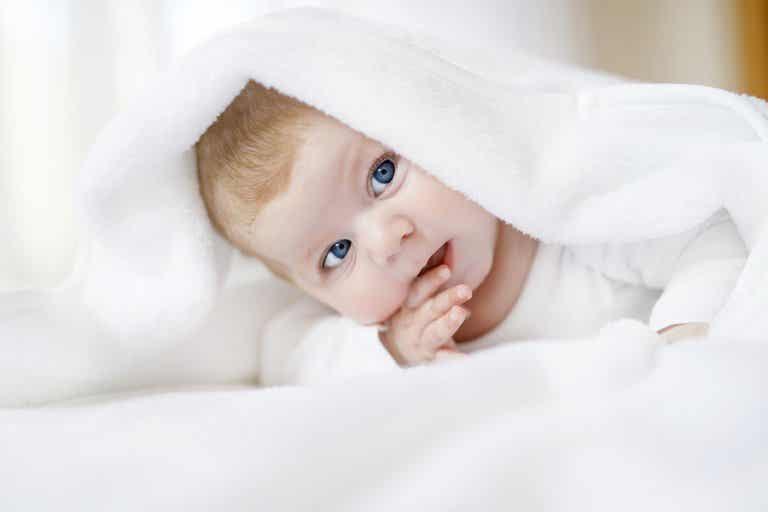 ¿Cómo saber si el bebé ve bien?