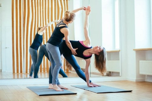 Posturas de yoga que mejoran la fertilidad.