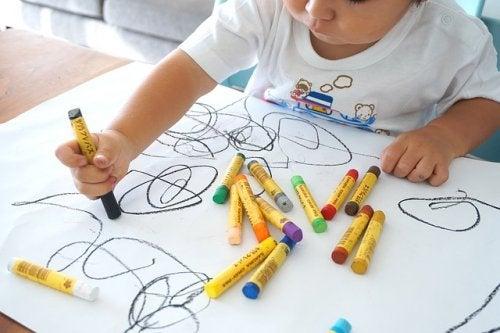 La importancia de fomentar el arte desde casa