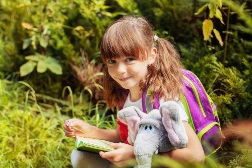 Cuentos con elefantes para niños