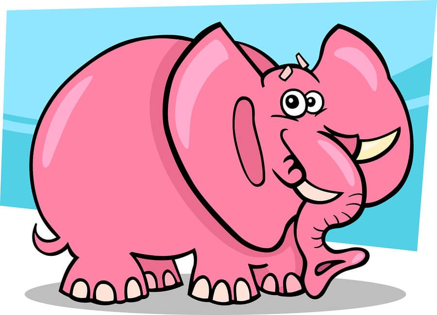 Cuentos con elefantes para niños.