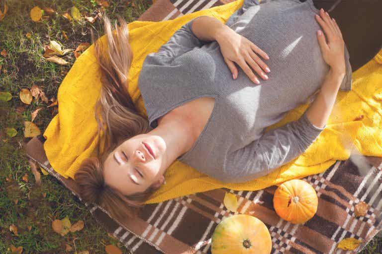 4 planes de verano para embarazadas