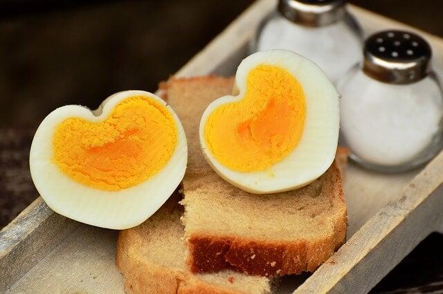 ¿Cuándo introducir el huevo en la dieta de los niños?
