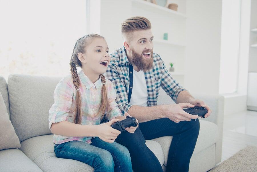La importancia de los juegos de simulación en la infancia