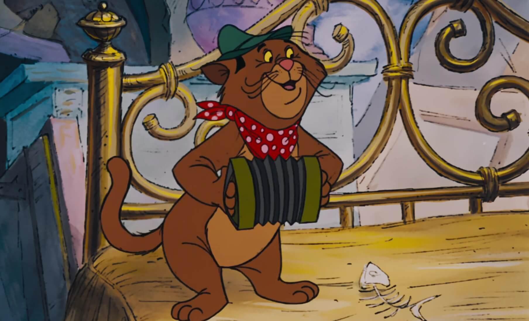 Los cuentos para niños con gatos.