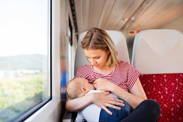 ¿Qué hay que tener en cuenta cuando se va de viaje con bebés?