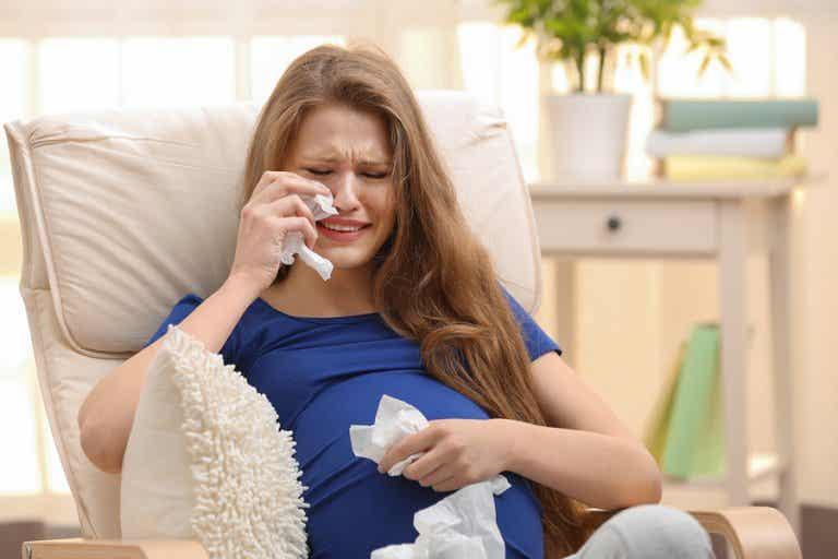 Sentimientos que experimentan las embarazadas