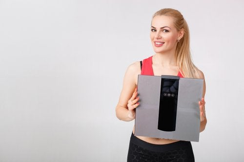 El peso ideal para quedarse embarazada no implica hacer dietas que atenten contra la salud.