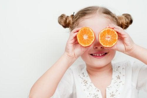 Los nutrientes de la alimentación infantil