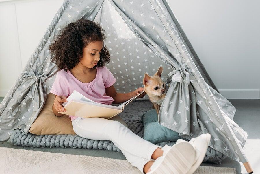 Los cuentos para niños con perros les enseñan a los pequeños sobre esta gran relación.