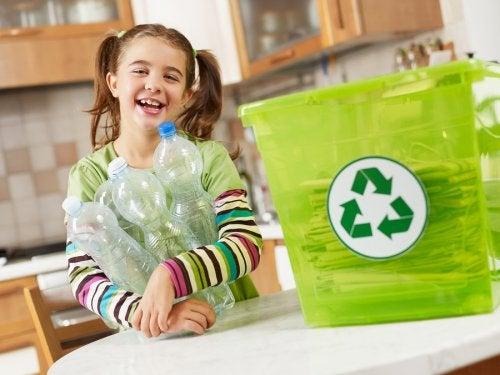 Enseñar a los niños a respetar el medio ambiente es tan fácil y divertido que lo harás sin problemas.