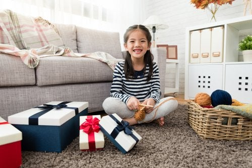 La crianza de niños consumistas se origina en la propia casa.