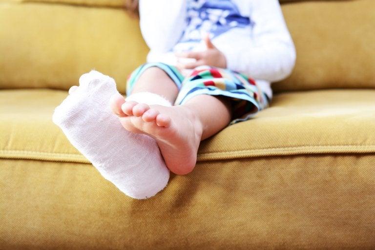 5 accidentes infantiles frecuentes en verano