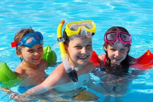 El dolor de oídos en la piscina puede empañar muchos momentos de diversión.