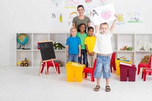 Primera vez en el jardín de infancia: claves para preparar a tu hijo