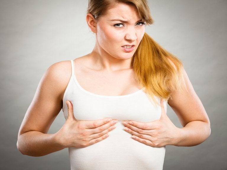5 problemas que se derivan de la lactancia materna y sus soluciones