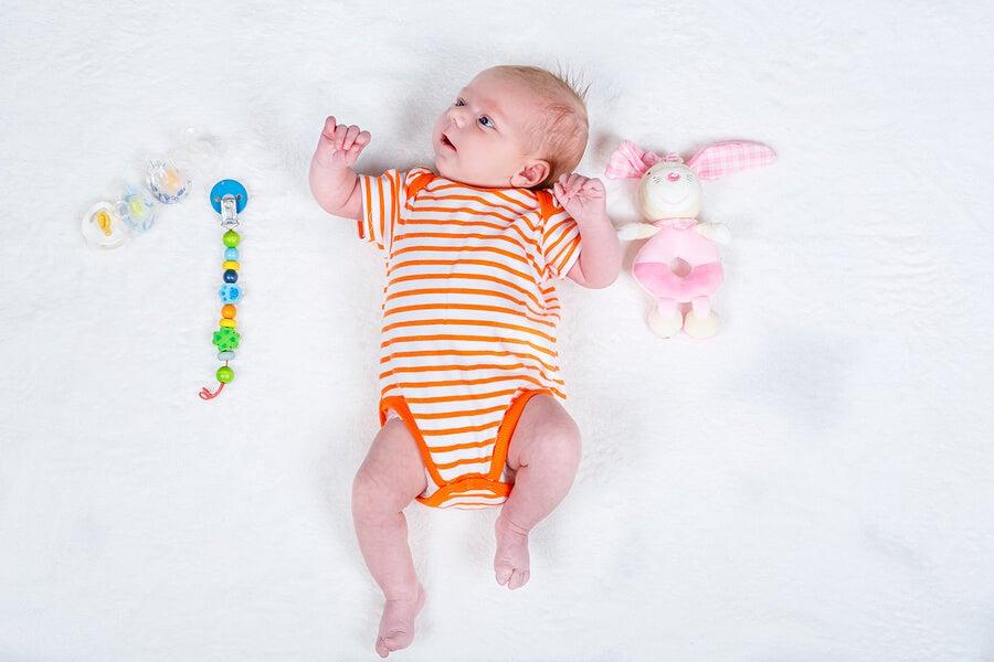5 regalos para recién nacidos