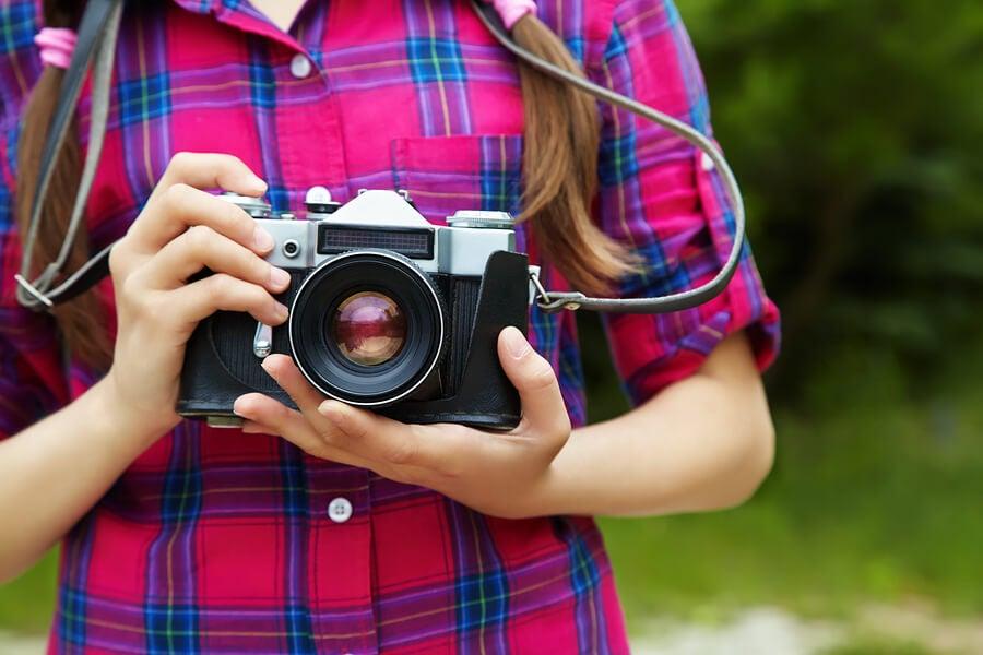 Talleres de fotografía para adolescentes