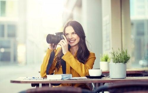 Los talleres de fotografía para adolescentes son una gran forma de conectarse con su alrededor.