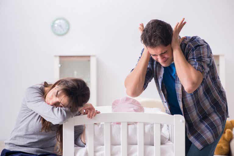 ¿Qué hacer si mi bebé no deja de llorar?