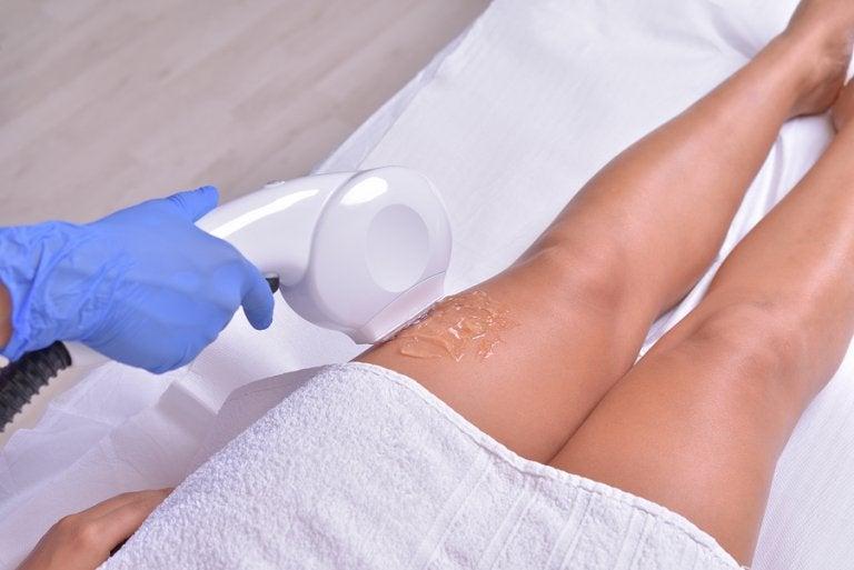 Métodos para depilarte durante el embarazo