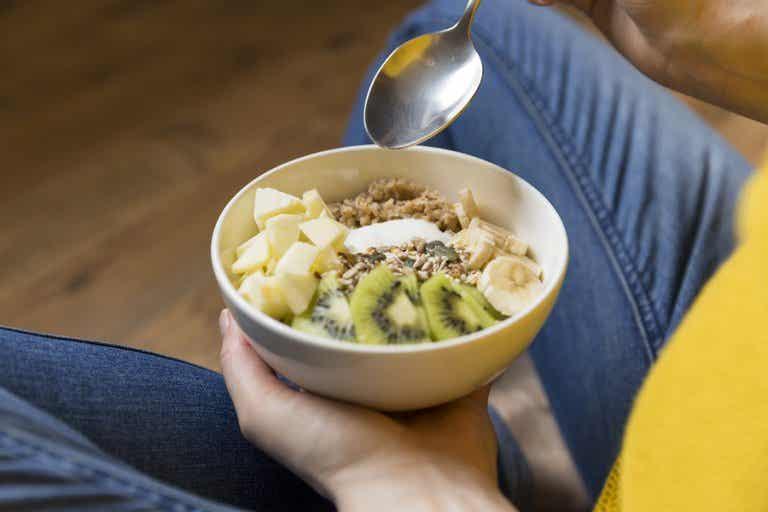 6 alimentos para reducir las molestias en el embarazo y tener buena salud