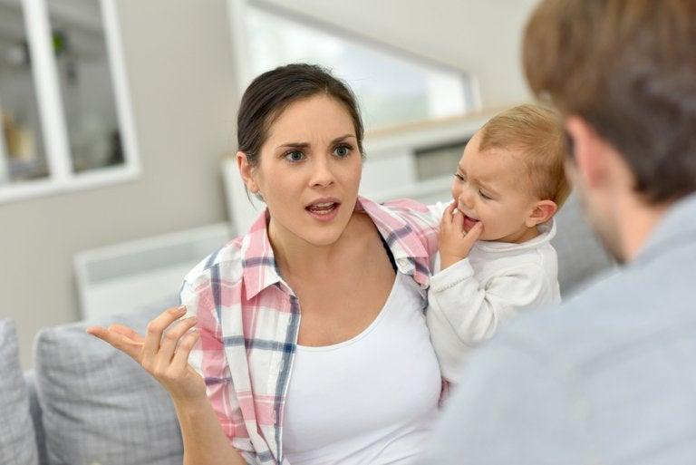 ¿Cómo afecta la separación de los padres a los hijos según su edad?