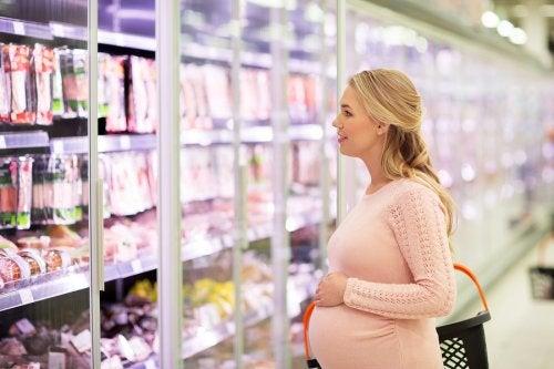 Toxoplasmosis y alimentos prohibidos en el embarazo
