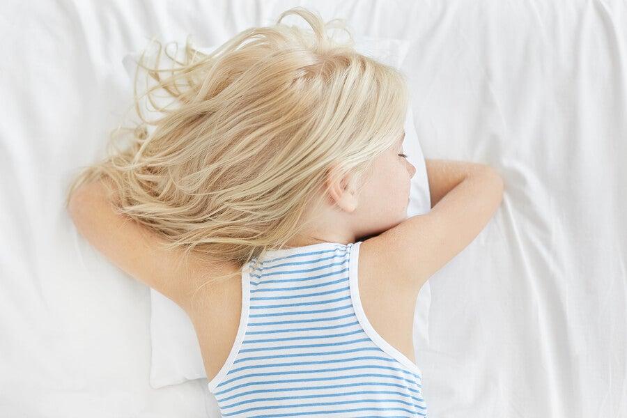 Las siestas de media mañana en los niños, ¿son realmente necesarias?