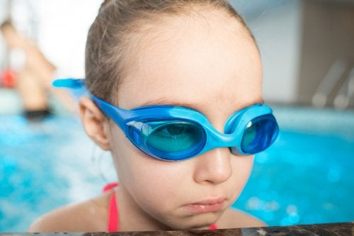 Mi hijo tiene miedo al agua, ¿qué hacer?