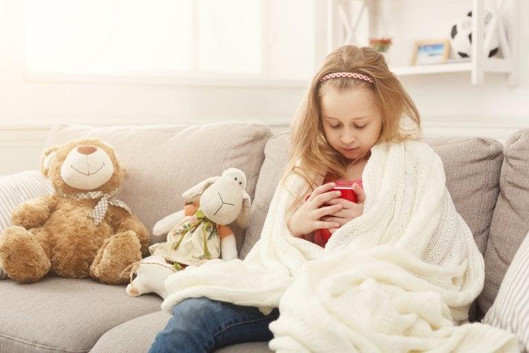 5 remeis naturals perillosos per a nens