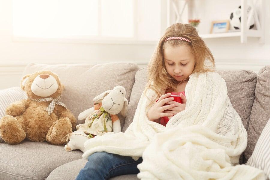 5 remedios naturales peligrosos para niños