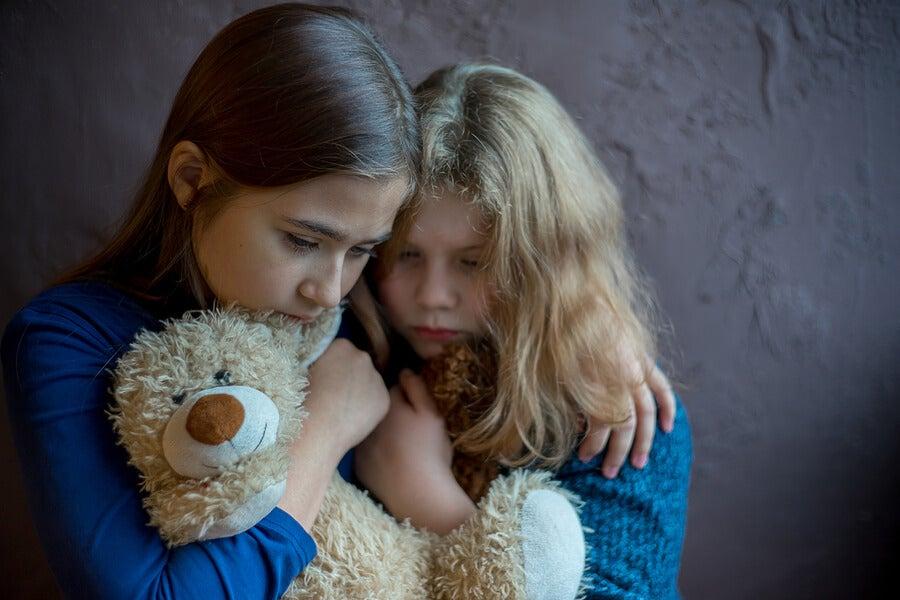 El impacto de la violencia doméstica en los niños