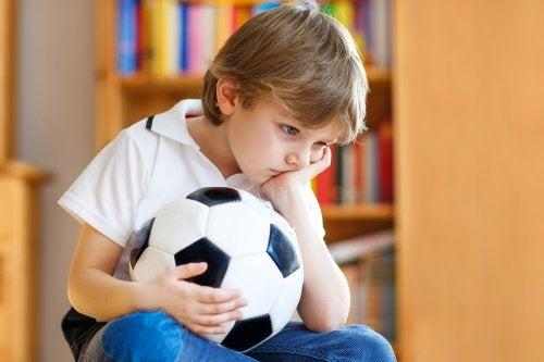4 claves para explicar la depresión a los niños