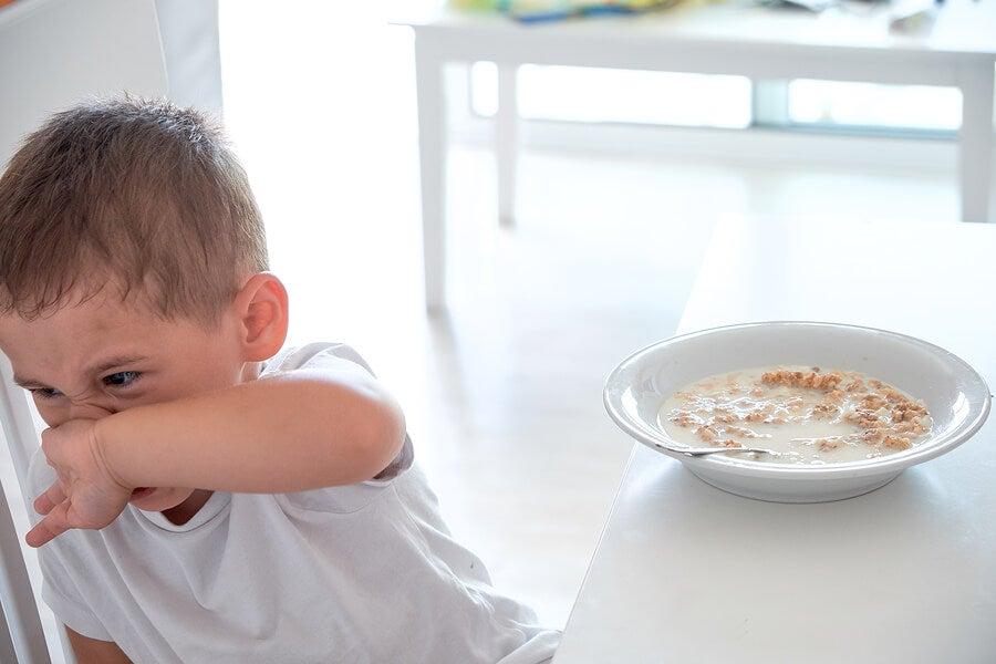 Alergias alimentarias más comunes en niños