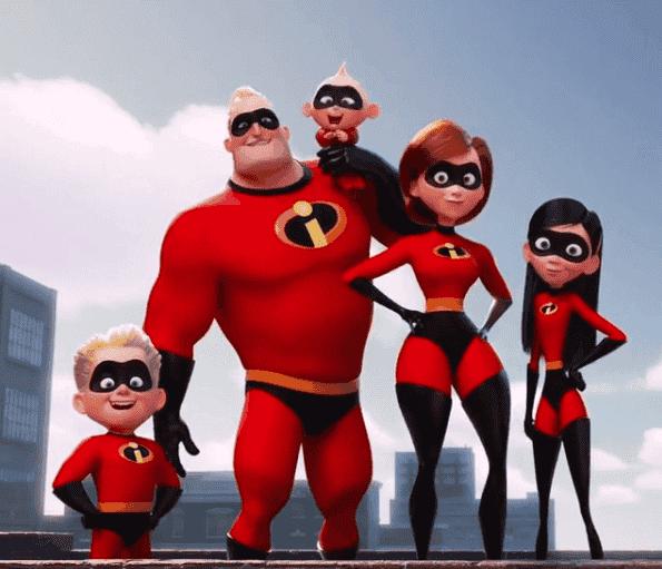 Los Increíbles 2: la acción vuelve a la pantalla para sorprender a los espectadores