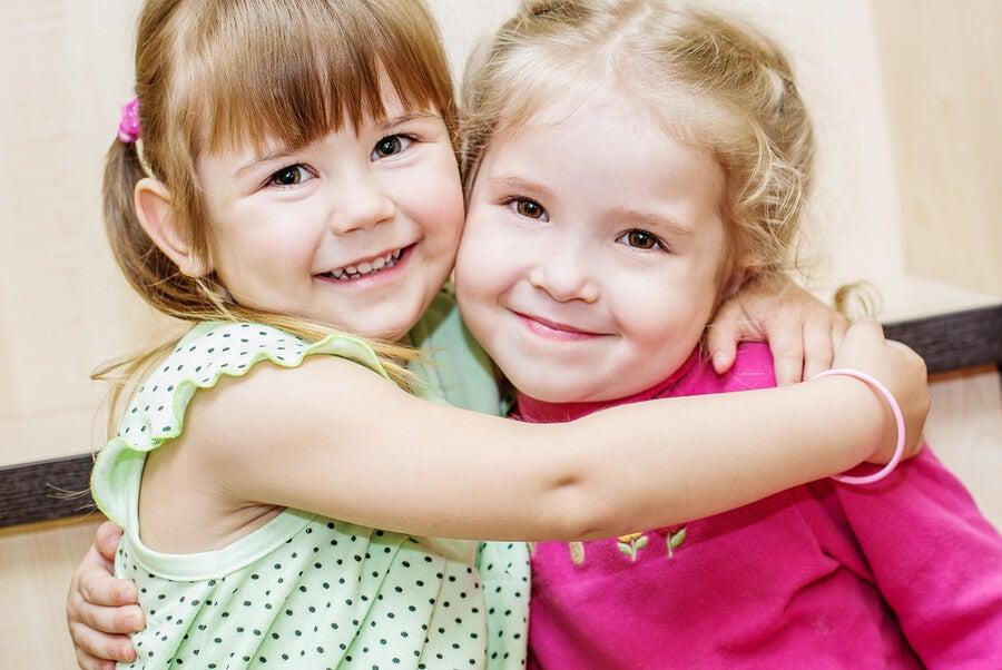 Primos de la misma edad: una relación especial