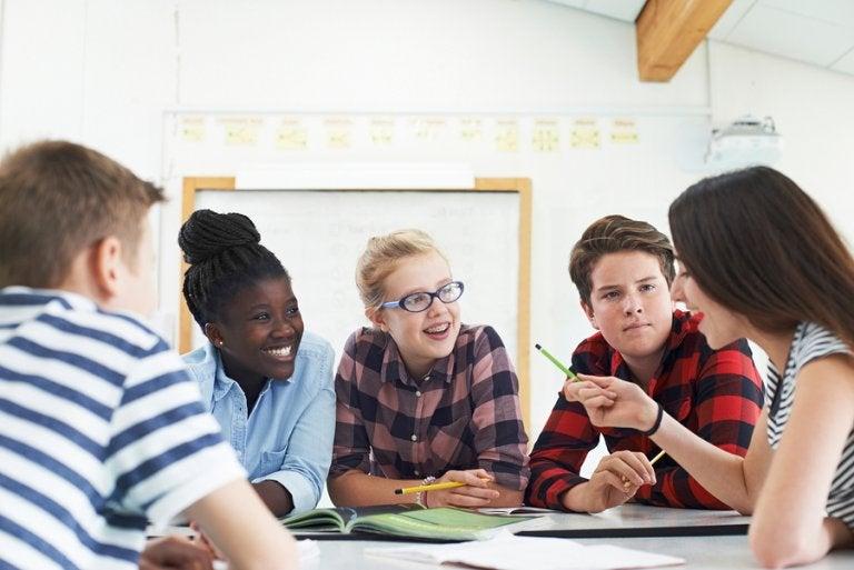 El aprendizaje colaborativo en el aula