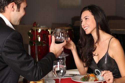 3 recetas para una cena romántica