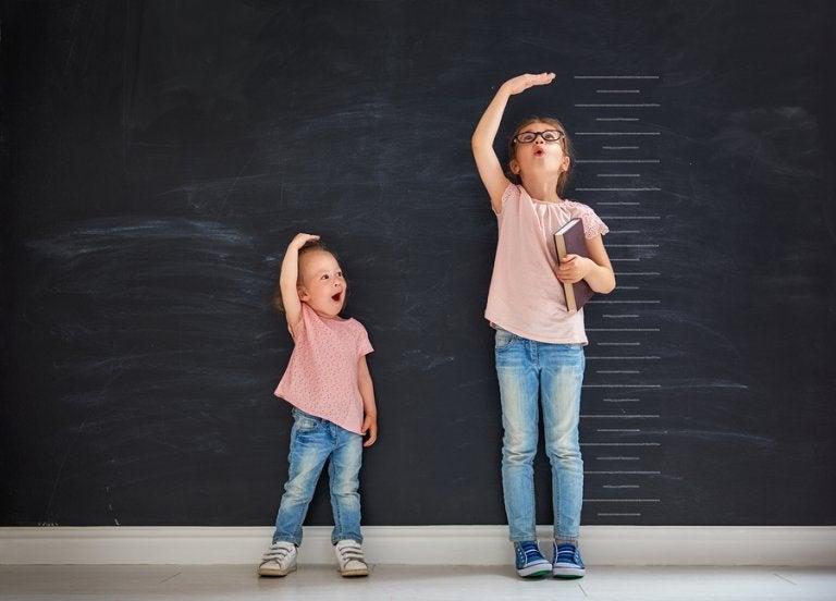 ¿Hasta qué edad crecen las niñas?