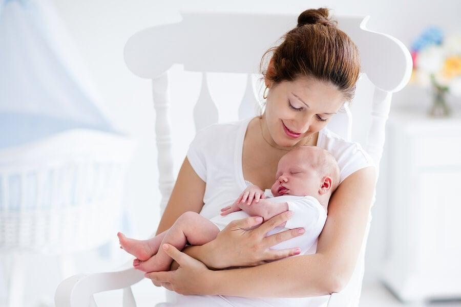 Conoce el método Oomba Loomba para dormir al bebé