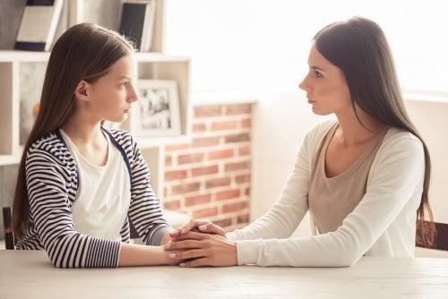 La negociación en la adolescencia