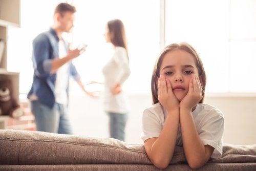 Cómo hablar sobre el divorcio con los niños
