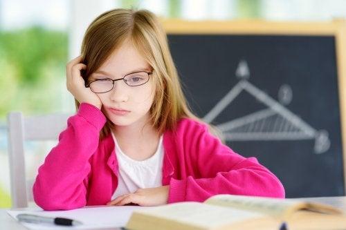 El síndrome postvacacional en niños es algo que afecta a un número muy elevado de alumnos al reanudar los horarios habituales.