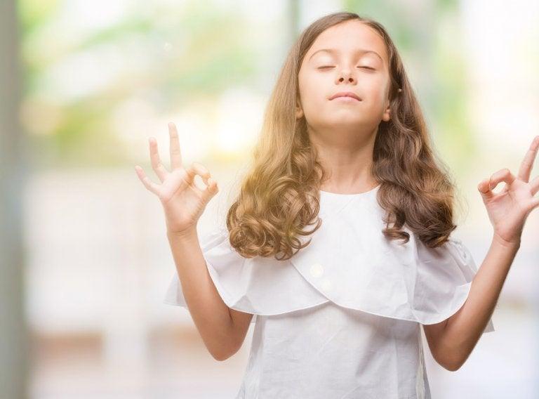 5 juegos de relajación para niños