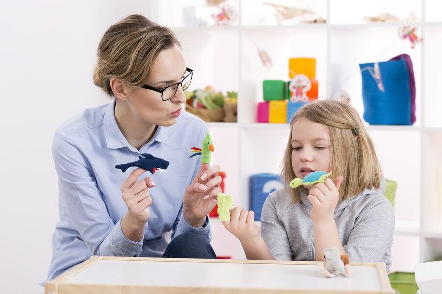 El juego como terapia psicológica — Eres Mamá