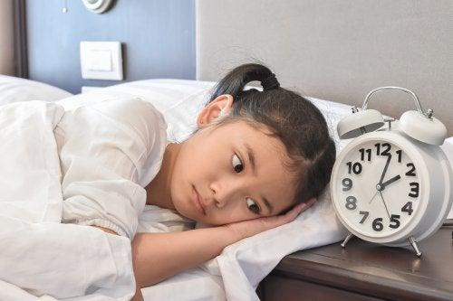 El síndrome postvacacional en niños afecta sus horarios de descanso.