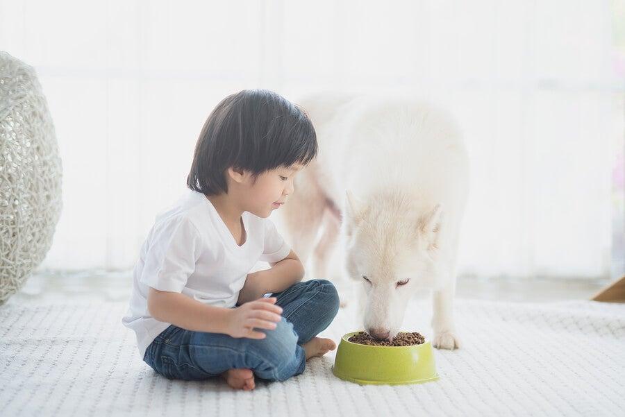 ¿Es bueno dejar que los niños hagan las cosas solos?