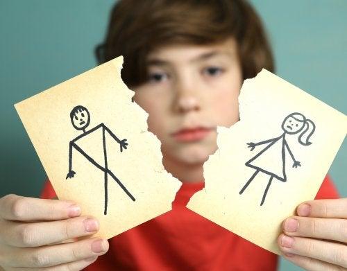 Tipos de custodias para padres separados