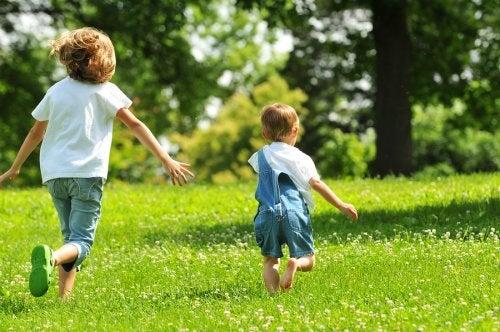 La importancia del movimiento en el desarrollo de los niños